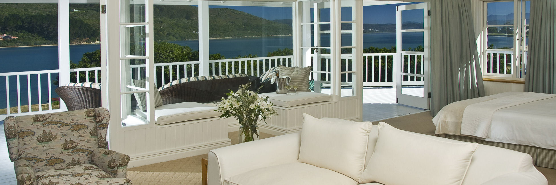 The Knysna Belle Island Guest House