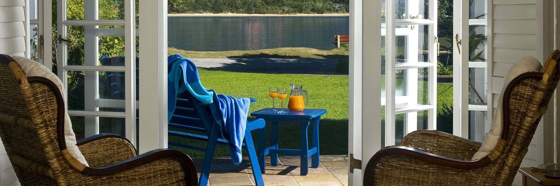 Knysna Accommodation Guest Reviews