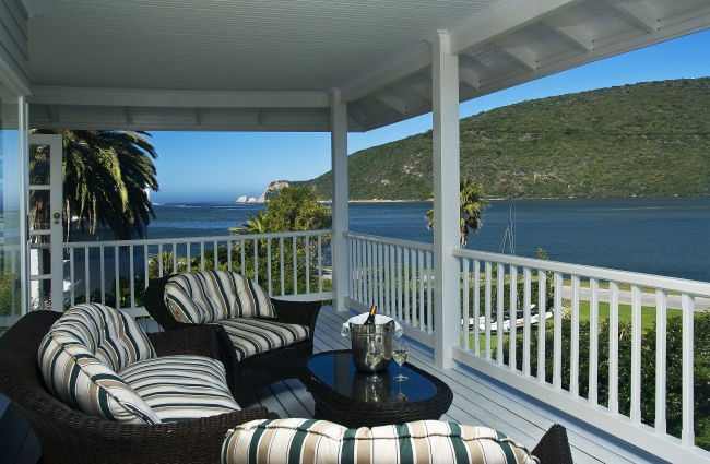 Rooms at Knysna Belle