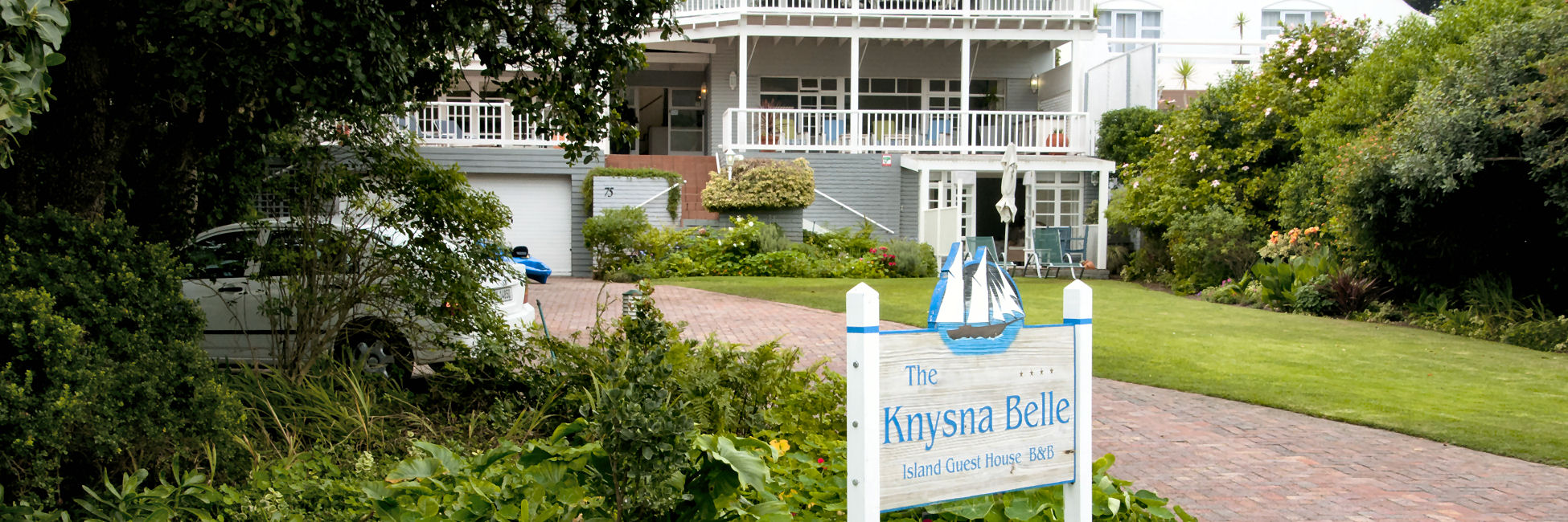The Knysna Belle, 4 Star Guest House
